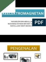 KEELEKTROMAGNETAN