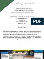 Infografía Riesgos De Las TIC