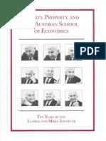 Ten Years of the Ludwig Von Mises Institute