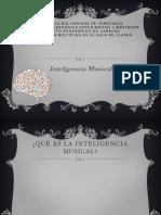 introducción de inteligencia musical