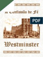 1647 - A CONFISSÃO DE FÉ