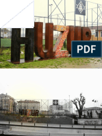 Kelime Kelime İstanbul- Kentsel Sanat Projesi Hüseyin Arda