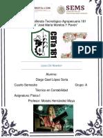 Leyes de Newton - Diego Gael Lopez