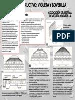 MANUAL Y GENERALIDADES DE SISTEMA VIGUETA Y BOVEDILLA