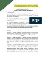 Ds 24054 Reglamento Del Art. 2 de La Aley 1606 Impuesto a Las Transferencias