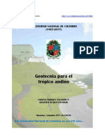 Geo Tec Nia Para El Tropico and i No