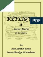 Replique à Amir-Molvi et les autres final