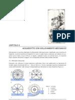 Capitolo 4 - Acquedotto con sollevamento meccanico - M. Leopardi - Costruzioni Idrauliche - Università de L'Aquila