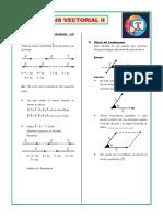 FÍSICA - TEMA 1 - Análisis Vectorial III