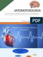 Encontro 7 - Fisiologia Do Sistema Nervoso Autônomo