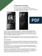 Adicionar portugues no HTC touch diamond