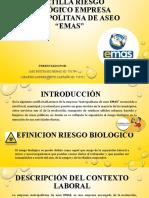Cartilla Riesgo Biológico Empresa Metropolitana de Aseo (1) (1)