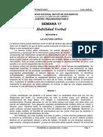 Boletin 17 (Ciclo Ordinario 2020 - II)