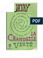 La Chandelle Verte Jarry