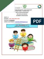 guia pedagogica Nº 7 III Grupo Lcda. Rosalinda León. III momento Pedagogico