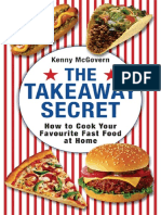 The Takeaway Secret - Kenny McGovern