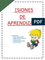 SESIONES DE APRENDIZAJE_GRUPO 8