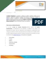 Plantilla Informe Gerencial Financiero