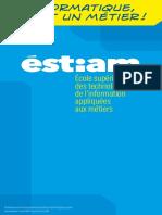 Estiam-Brochure
