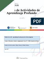 AAP - Aprendizaje Basado en Proyectos