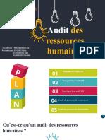 Audit RH