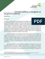 Entender Los Elementos Intangibles de Guerras Modernas G SIMONS 2013