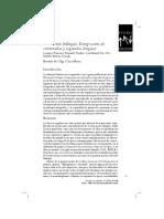Educacion Bilingue Integracion de Conten