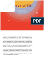 ELT Touchstone Online Description Spanish