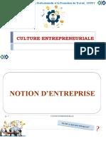 PPT  Part I  Cours culture entrepreneuriale