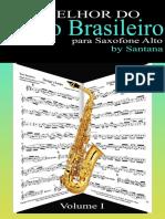 Choro Brasileiro Vol. I - Sax Alto