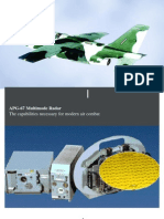 APG-67 Multimode Radar
