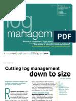 eBook Log Management