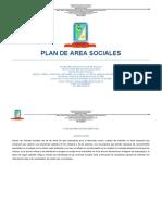 DBA V1 PLAN DE AREA SOCIALES PRIMARIA 2017