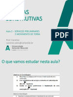Aula 2_serviços Preliminares