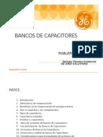 PRESENTACION GE DE BANCO DE CAPACITORES