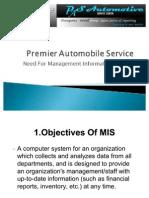 Management Information System Importance