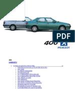 166666126 Peugeot 406 Break Jan 2002 Juin 2002 Notice Mode Emploi Manuel Guide PDF PDF