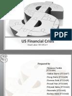 Account Deficit US Financial Crisis