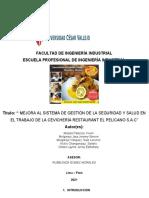 DIAGNOSTICO SITUACIONAL _RESTAURANTE Y CEVICHERIA PELICANOS SAC- PASSOMA- 003
