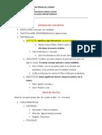 protocolo #5 TABLAS DE VERDAD