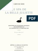 Soins-Spa-Belle Juliette
