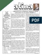 Datina - 20.05.2021 - prima pagină