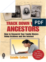Track Down Your Ancestors - Estelle Catlett