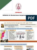 SEMANA 11_Revoluciones burguesas