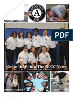 NCCC Atlantic Region Get to the Point Campus Newsletter Issue 2- Volume XVII