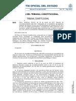 España TC 74-2021 - Recurso de Inconstitucionalidad Contra Ley Del Parlamento de Canarias. Competencias Sobre Regulación de La Economía