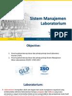 Sistem Manajemen Laboratorium