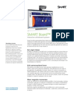 Productblad SMART Board 885iX -EDU-NL