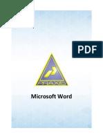 Apostila - Microsoft Word - 2010