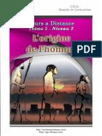14.Lorigine Lhomme